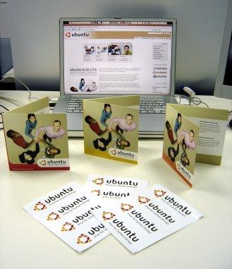 CDs ubuntu dapper